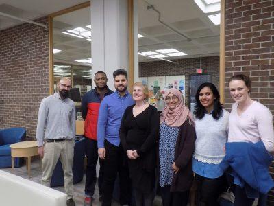 Grad students who won math award