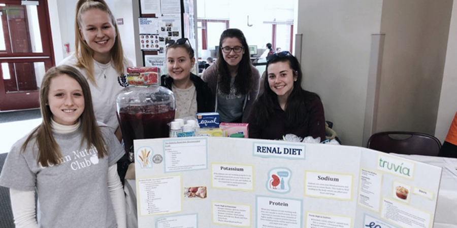 UConn Nutrition Club